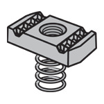 Channel Nuts N-820 Series Regular Spring