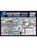 Haydon Corporation Baseboard Counter Mat