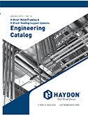 2019 Engineering Catalog No. 16 Cover