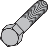 Hex Cap Screw