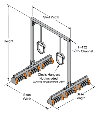 Pipe Hanger Support